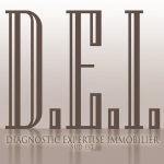 Logo DEI - Diagnostic Expertise Immobilier