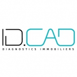 Logo IDCAD Diagnostics Immobiliers