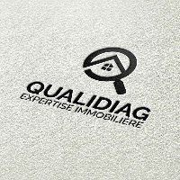 Logo QUALIDIAG EXPERTISE IMMOBILIERE